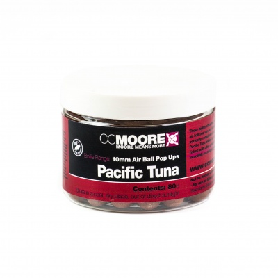 CC Moore Pacific Tuna - Plovoucí boilie 10mm 80ks