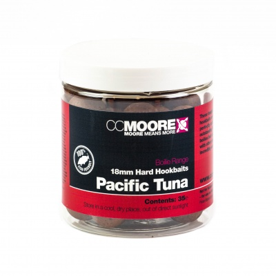 CC Moore Pacific Tuna - Hard boilie 18mm 35ks