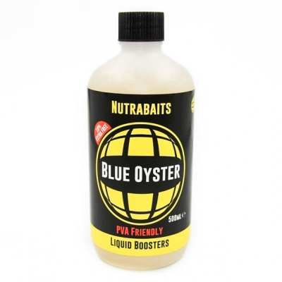 Nutrabaits tekuté boostery - Blue Oyster 500ml