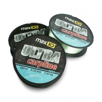 MAXXO vlasce - Ultra Shockline 0,60mm 100m Aqua